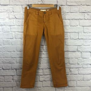 Anthropologie Hei Hei Size 26 Darby Moto Pants